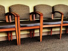 waiting room chairs | what are ACOs?