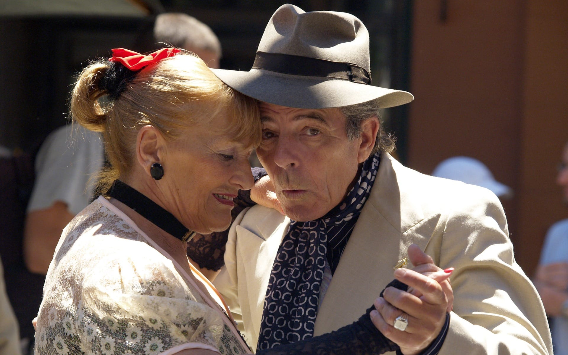medicare medicaid together dual eligibles | jaunty old couple dancing